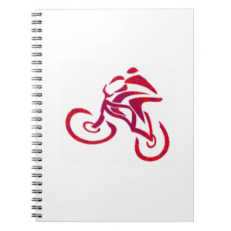 Caderno Espiral Vai o piloto da velocidade vai…
