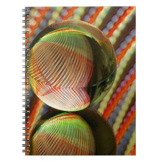 Caderno Espiral Variação em um tema 2