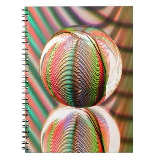 Caderno Espiral Variação no tema