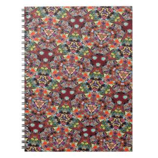 Caderno Espiral Verão indiano