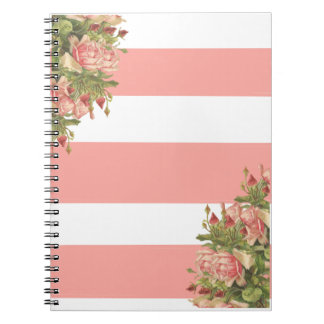 Caderno Espiral Verões Peachy