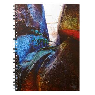 Caderno Espiral Vida da rocha