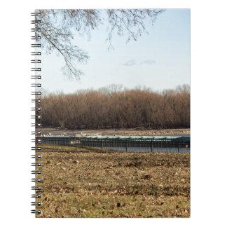 Caderno Espiral Vida do rio
