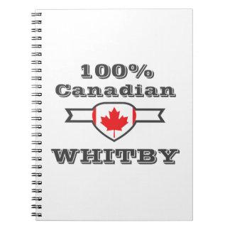 Caderno Espiral Whitby 100%