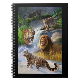Caderno Espiral Wildcats