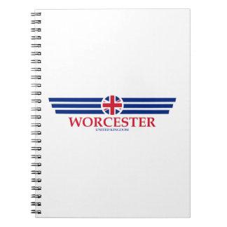 Caderno Espiral Worcester
