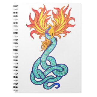 Caderno Espiral Yggdrassil