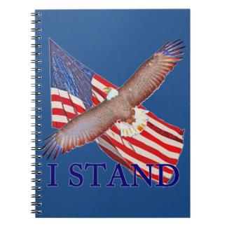 Caderno eu represento América
