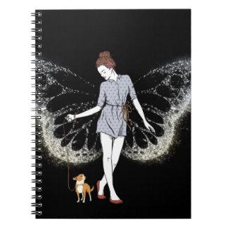 Caderno Fada