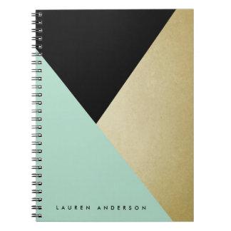 Caderno feito sob encomenda espiral personalizado