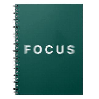 Caderno Foco