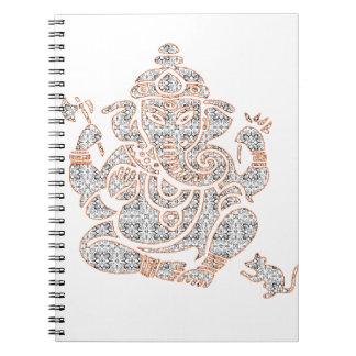 Caderno Força de Ganesh