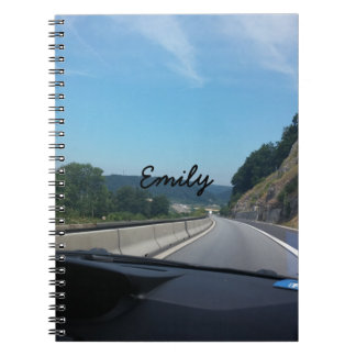 Caderno Fotografia de Europa Áustria das montanhas do