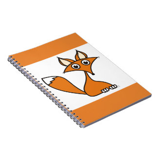 Caderno Foxy