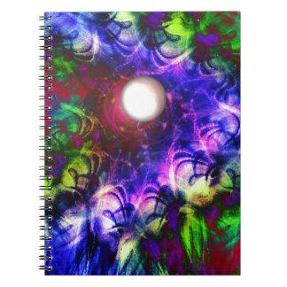 Caderno Fulgor da lua