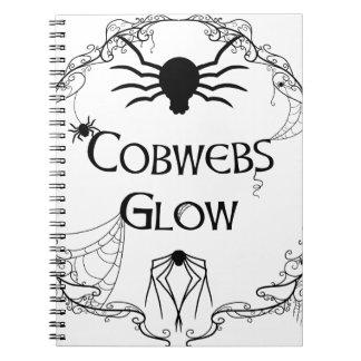 Caderno Fulgor dos Cobwebs
