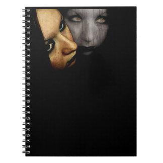 Caderno gêmeo