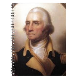 Caderno George Washington