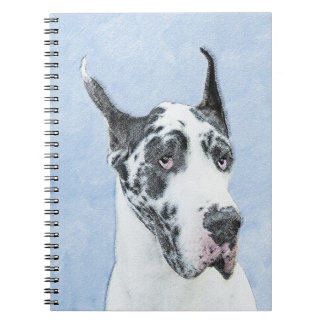 Caderno Great dane (Harlequin)