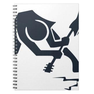 Caderno Guitarra sensacional