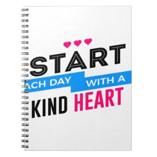 Caderno Humanidade amável da piedade do coração