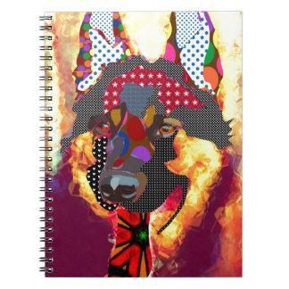 Caderno I love pastor