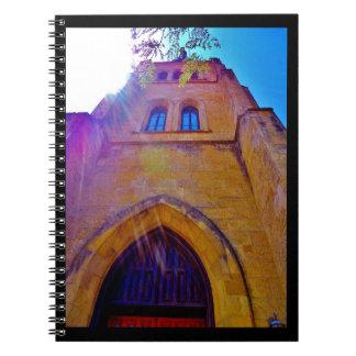 Caderno Igreja de Madison