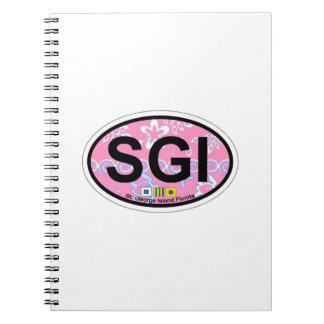 Caderno Ilha de St George