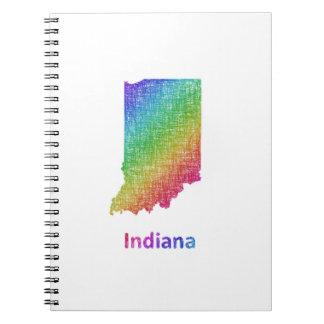 Caderno Indiana