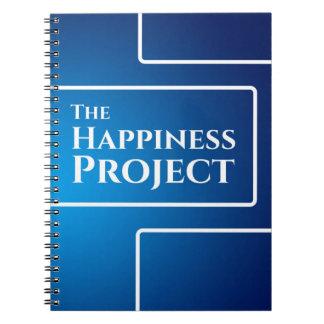 Caderno inspirador: O projeto da felicidade