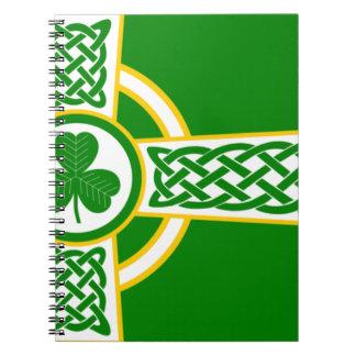Caderno Irish_Celtic_Cross