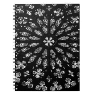 Caderno Janela espanhola