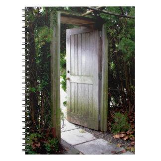 Caderno Jardim secreto 1