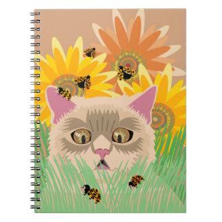Caderno Joaninhas demais - Pastel