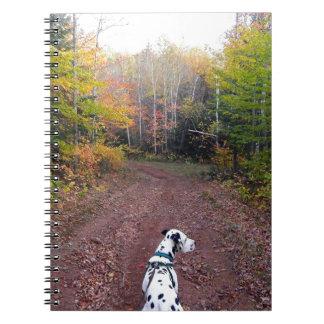 Caderno Kevin o Dalmatian
