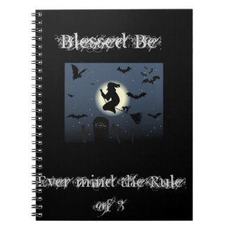 Caderno Livro de nota