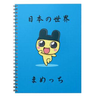 Caderno Mametchi