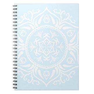 Caderno Mandala ártica