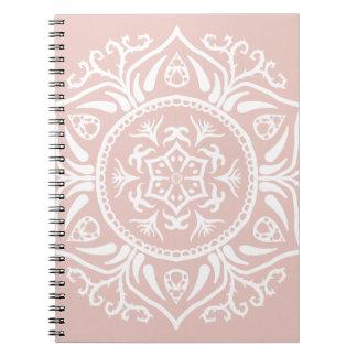 Caderno Mandala do Mallow