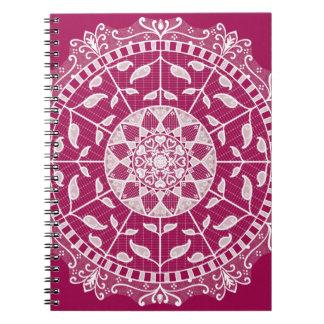 Caderno Mandala do vinho