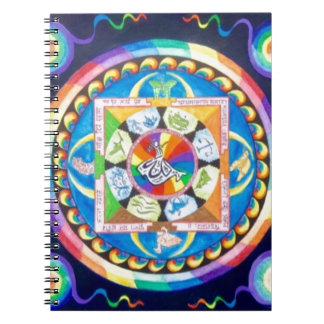 Caderno Mandala do zen