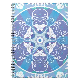 Caderno Mandalas do coração da liberdade 10 presentes