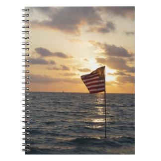 Caderno Memorial do por do sol