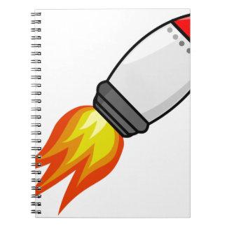 Caderno Míssil de Rocket