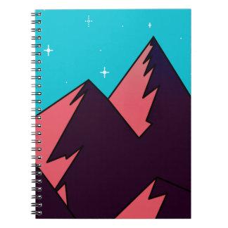 Caderno Montanha
