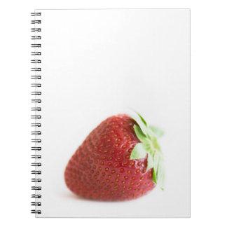 Caderno Morangos