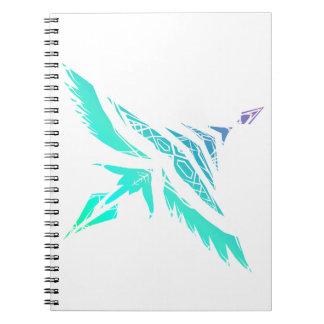 Caderno Mosca alta (gelado)