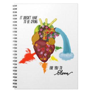 Caderno Motivação por todas as estações