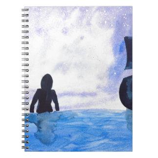 Caderno Natação tardio