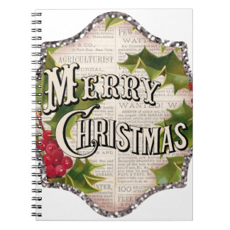 Caderno Natal do casado